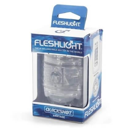 Fleshlight Quickshot Vantage Clear