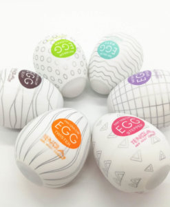 Tenga Egg - 12 olika runkägg