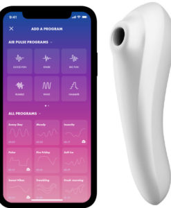 Satisfyer Dual Pleasur Stimulator