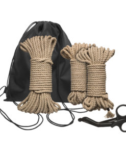 Kink Bind And Tie 5 Piece Rope Kit