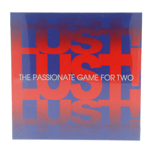 Lust Passionate Board Game For Two